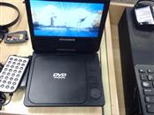 SYLVANIA Portable DVD Player PORTABLE DVD PLAYER SDVD7040B